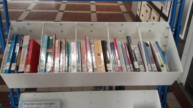 NMBS plaatste een boekenruilkast in het station van Liedekerke