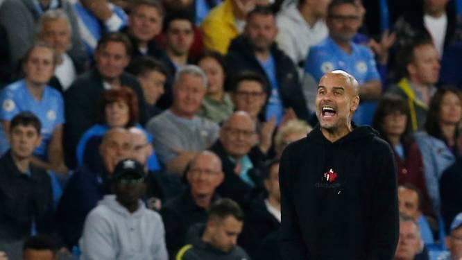 Fans Manchester City boos op coach Guardiola: 'Sommige mensen kunnen het niet betalen'