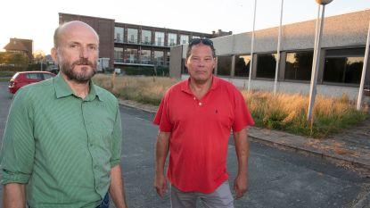 Protest tegen bouwaanvraag 147 woningen in Leupegem