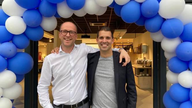 """Eerste Ixina-winkel in Gent opent zijn deuren: """"Wij willen hét keukenmerk bij uitstek in de regio worden"""""""