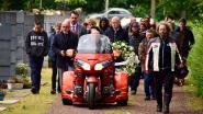 """Colonne motorrijders neemt afscheid van Jean-Pierre (56): """"Gestorven op de motor waar je zo fier op was"""""""