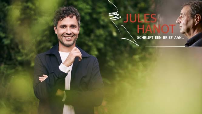 """Jules Hanot schrijft een brief aan Thomas Vanderveken: """"Je acteerde zo slecht dat ik je meteen bij de vluchtige tv-passanten klasseerde"""""""