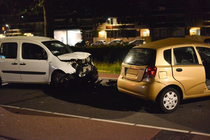 Ongeval Tramsingel Breda.