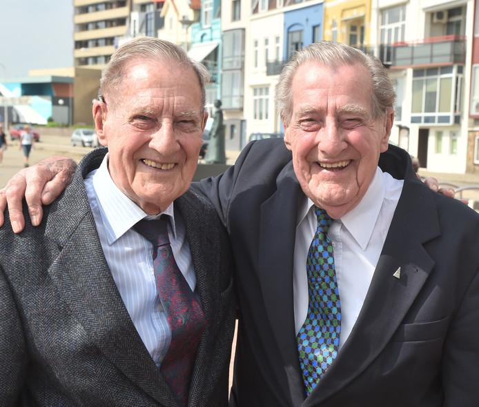 Fred en Pierre van der Weijde