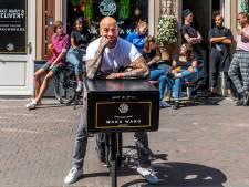 Floris Beukers (39) van Waku Waku: 'Wij willen ook het beste veganistische restaurant van Europa worden'