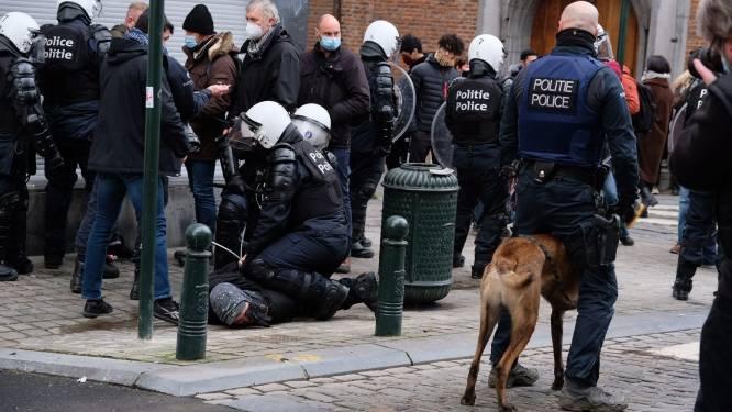 Parket onderzoekt klachten over politiegeweld na betoging tegen 'klassenjustitie'