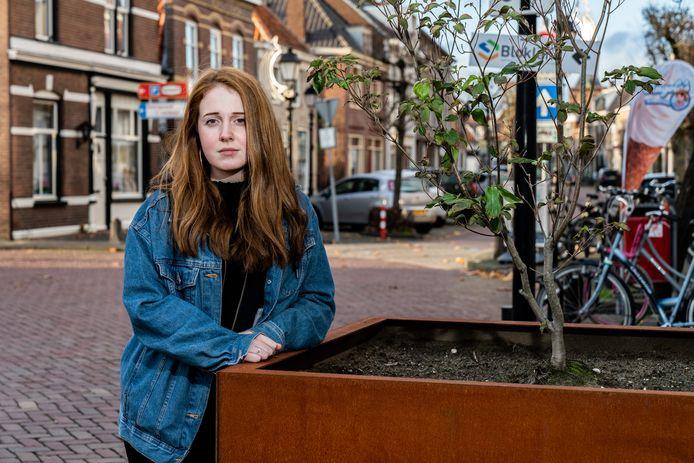 Er is een verdachte aangehouden in verband met de aanrijding van Lianne (19) op 17 april 2020 toen een jongen op een groene crossmotor haar omver reed.
