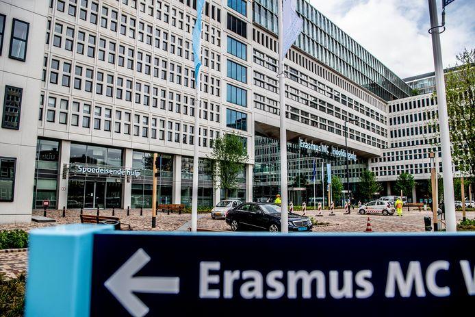 Het Erasmus MC.