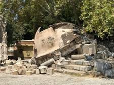 In beeld: Kos getroffen door beving van 6,7 op de schaal