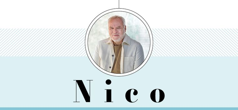 """Nico Dijkshoorn: """"Was ik langzaam in mijn vader aan het veranderen?"""""""
