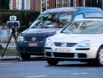 Politie WaNo flitst 921 chauffeurs in maart