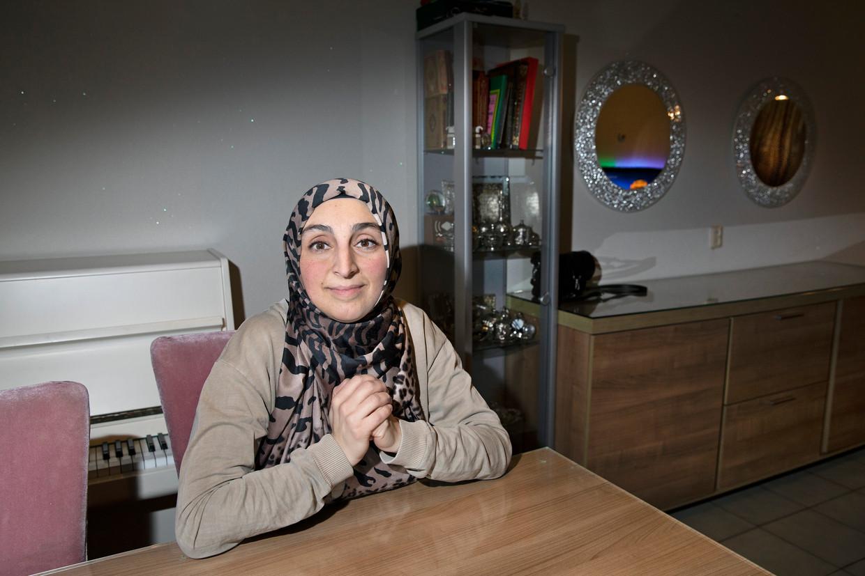 Sibel Korkoca is een van de gedupeerde ouders van de toeslagenaffaire.
