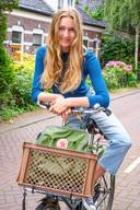 Routine opbouwen om weer naar school te gaan: Fay Korthuis heeft wel weer zin om naar school te gaan.