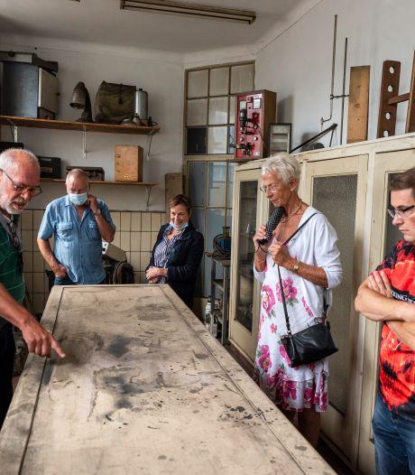 Open Monumentendagen Bergen op Zoom: 'In dit lab is Sisi uitgevonden. Er staan nog flesjes in de kast'