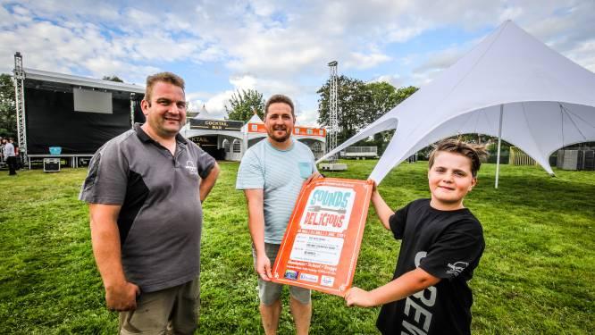 """Enige foodtruckfestival in Brugge start vrijdag: """"We mikken op 1.000 gelukkige mensen per dag"""""""