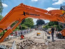 Aannemer stelt Voorstenaren gerust: 'nieuwe' Rijksstraatweg komt dit jaar gereed