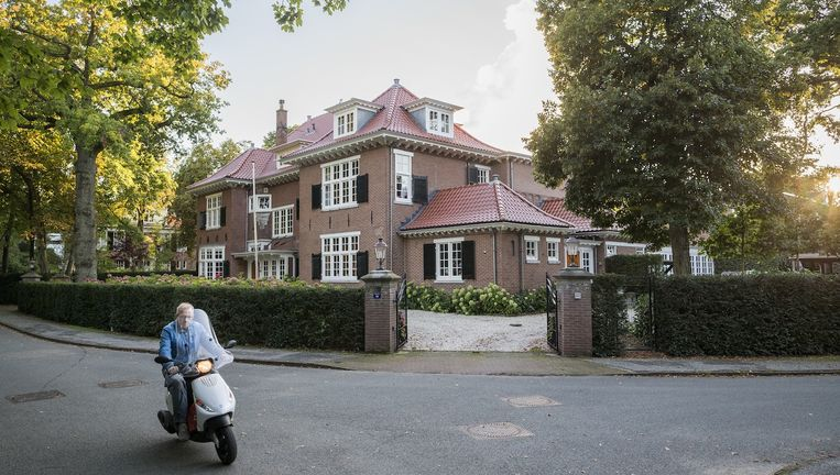 De elfduizend woningen in Bloemendaal hebben een gezamenlijke WOZ-waarde van 5,6 miljard euro Beeld Rink Hof