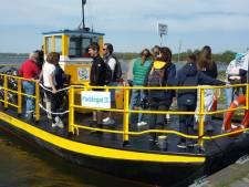 Tweede fietspontje tussen Nunspeet en Biddinghuizen: 'uitbreiding capaciteit hard nodig'