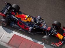 Verstappen achter Mercedessen en Ferrari's in tweede training