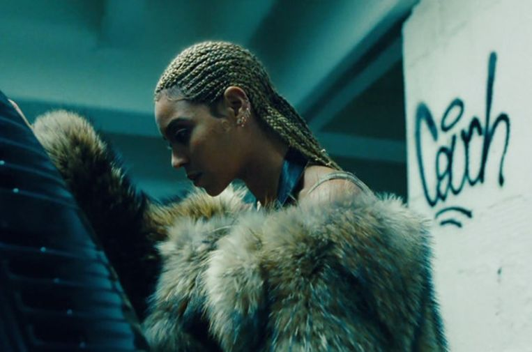 null Beeld Beyoncé / Tidal
