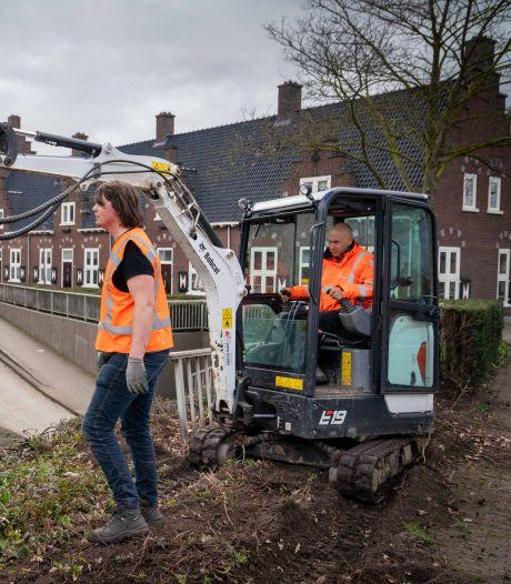 Middeleeuwse Arnhemse Poort in Huissen straks weer zichtbaar