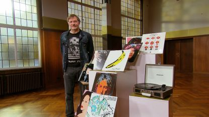 Andy Warhol levert 1050 euro op