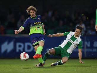 """Gregory Carrez en gehavend Racing Mechelen pakken punt in spektakelrijke topper bij Pelt (3-3), maar: """"Met drie uitgoals moet je winnen"""""""