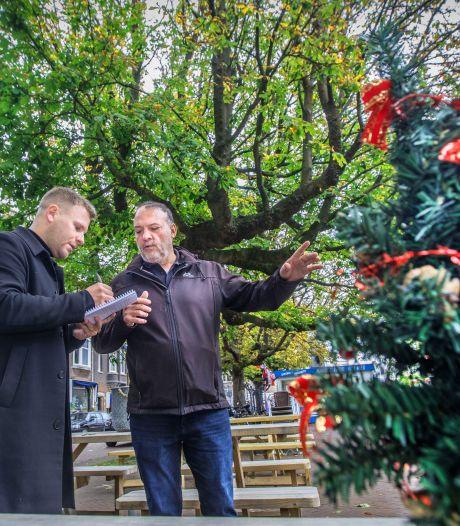 Gemist? Tuinders willen na pensioen in woning blijven en Haagse kerstbomenverkoop plots een week later