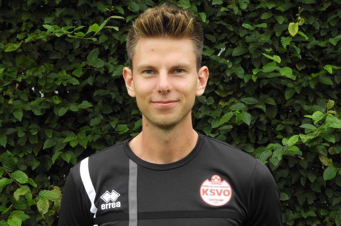 Kevin Deslypere was de voorbije jaren als trainer actief bij alle jeugdploegen van SV Oostkamp en krijgt nu de kans om zich als T2 bij de eerste ploeg te bewijzen.