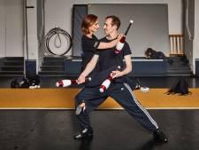 Dit Rotterdamse echtpaar staat dansend én jonglerend in Kerstcircus Ahoy