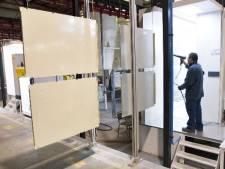 VMG neemt hypermoderne 'coaterij' in gebruik