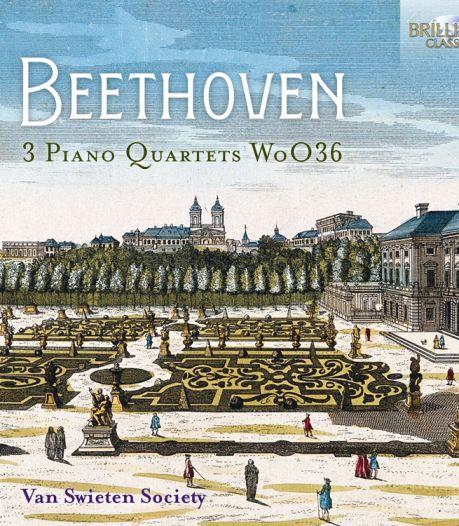 Van Swieten Society zit Beethoven danig op de huid
