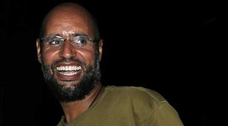 Saif al-Islam Kaddafi Beeld
