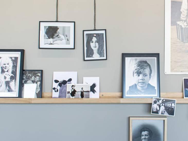 Zo worden foto's een stijlvolle aanvulling op je interieur