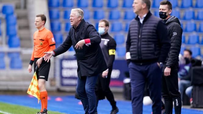 """Peter Maes blikt vooruit op clash met ex-club Anderlecht: """"Redding mag nu niet ondergesneeuwd raken"""""""