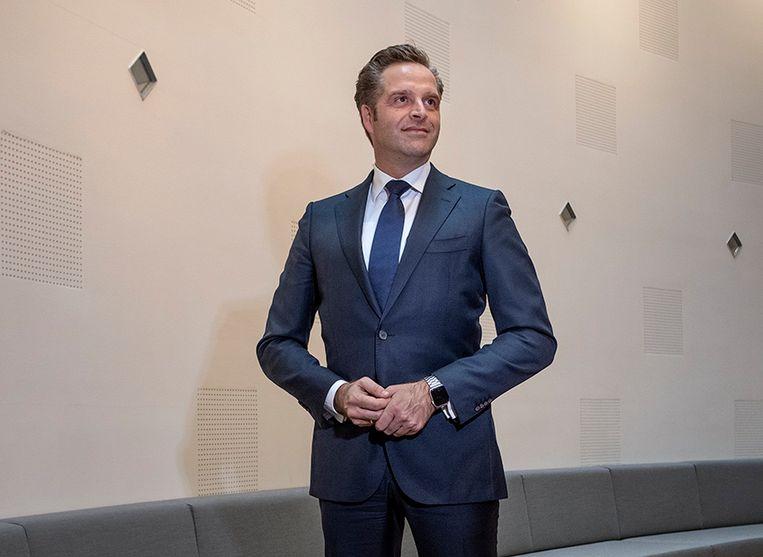 CDA-minister Hugo de Jonge (zorg). Beeld Patrick Post