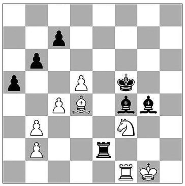 Carlsen favoriet tegen Nepo. Beeld Max Pam