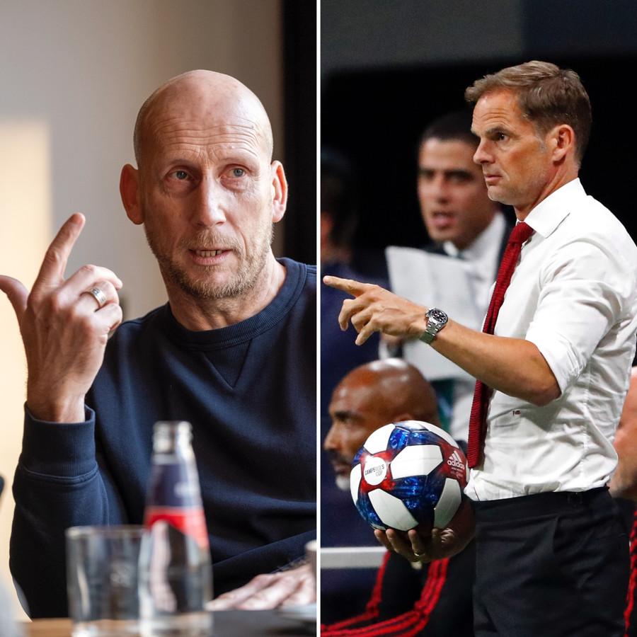 Jaap Stam en Frank de Boer als coaches.