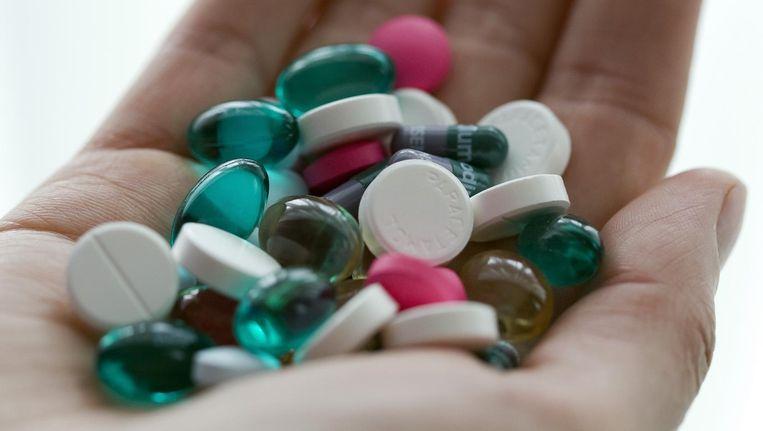 Medicijnen. Beeld ANP