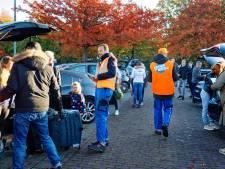 Spanning voor de Efteling wint het van actie voor spanning in de autoband