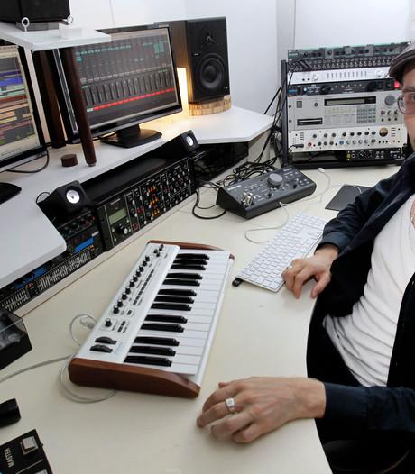 Zwolse producer Delic werkt aan nieuw album in Hedon