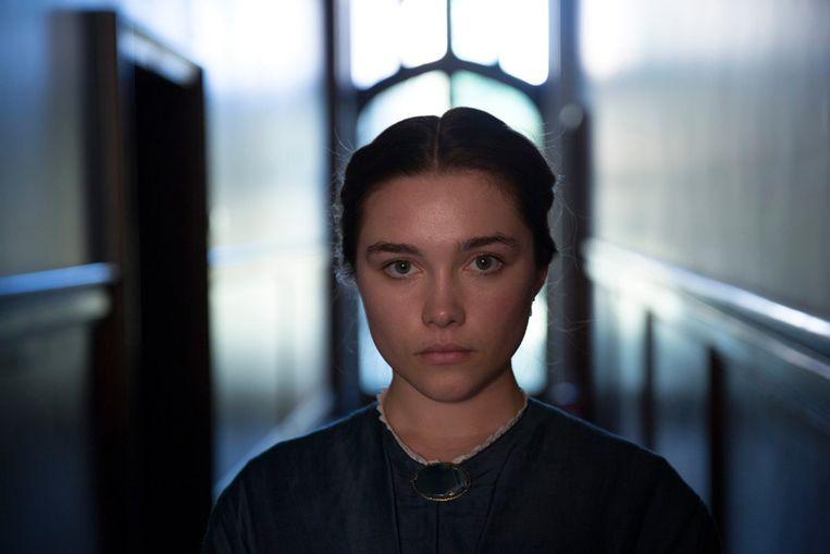 Florence Pugh in Lady Macbeth van William Oldroyd. Beeld