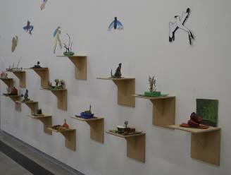 Academie opent expo met werk geïnspireerd door 'de ideale groene stad'