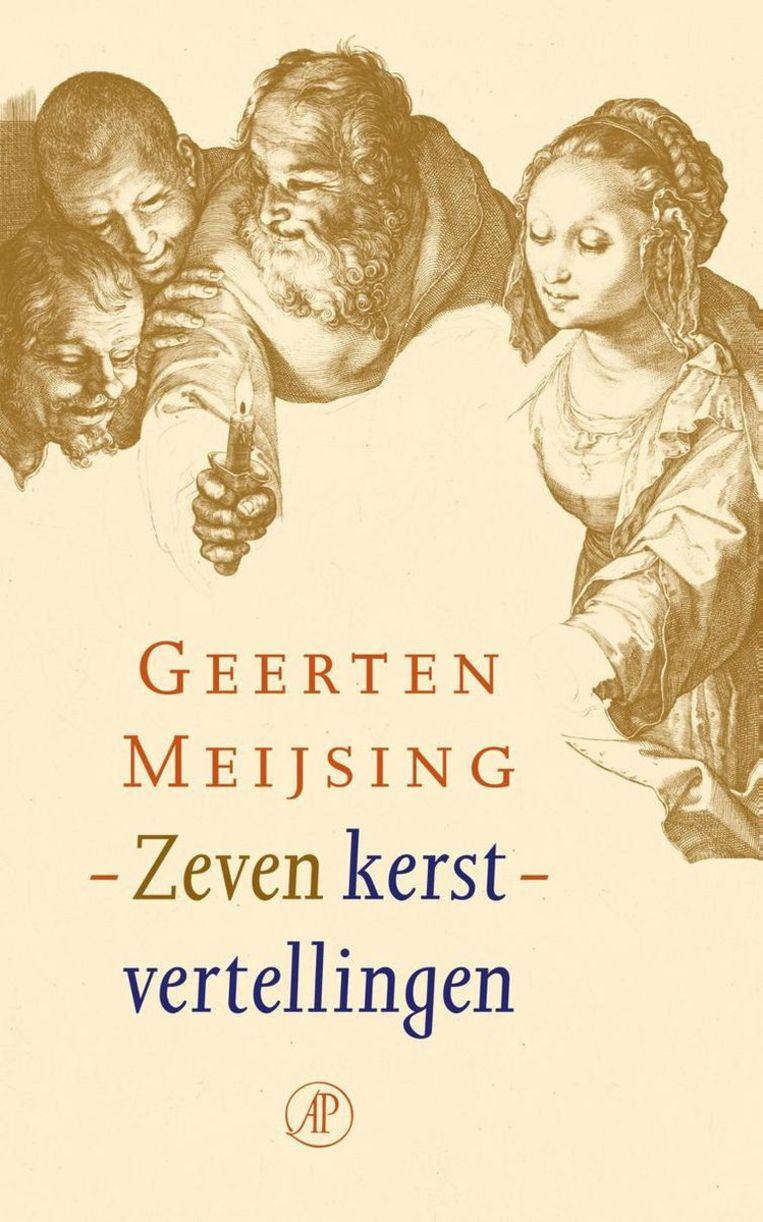 Geerten Meijsing: Zeven kerstvertellingen. Beeld De Arbeiderspers