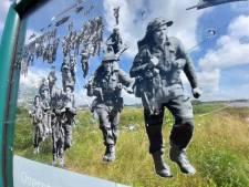 Oorlogsmonument Westervoort wordt hufterproof: 'We moeten uitzoeken wat technisch kan'