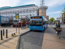 Vrachtwagen-vrij terras op groener Marktplein Apeldoorn