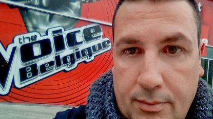 Dave Varlet naar tweede ronde in 'The Voice Belgique'