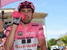 'Het was na val Quintana niet bedoeling door te rijden'