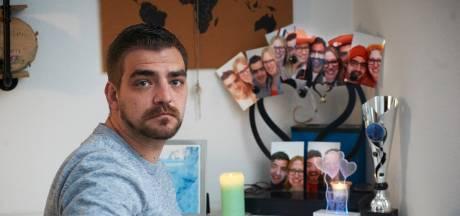 Jeroen verloor zijn grote liefde door appende automobilist: 'Er zijn twee levens verwoest'