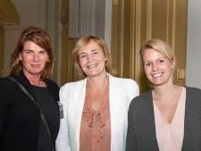 Trio wil meer girlpower in de raadzalen